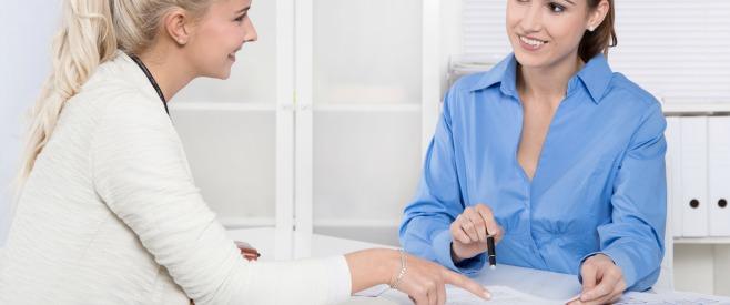 結婚前に女性が入るべき保険の選び方のイメージ画像